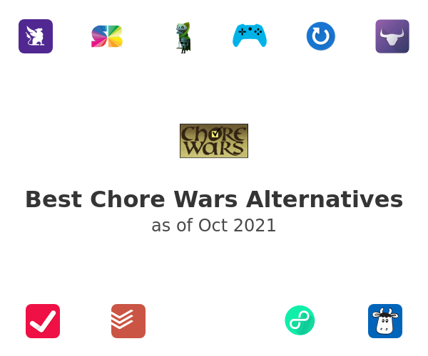 Best Chore Wars Alternatives