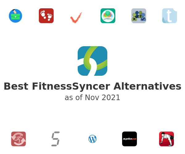 Best FitnessSyncer Alternatives