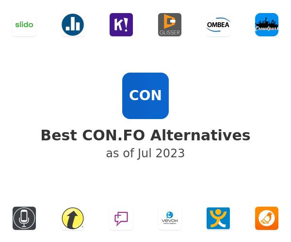 Best CON.FO Alternatives