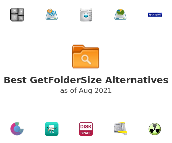 Best GetFolderSize Alternatives