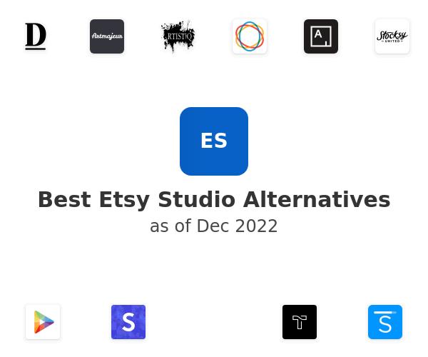 Best Etsy Studio Alternatives