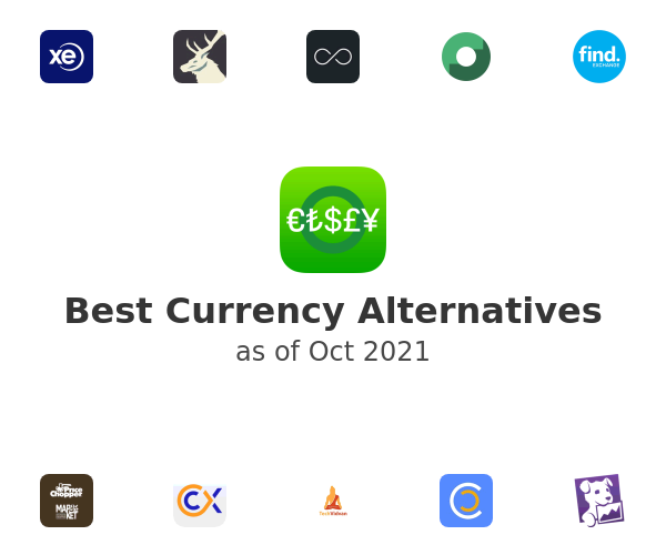 Best Currency Alternatives