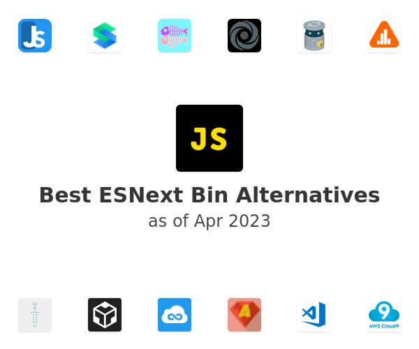 Best ESNext Bin Alternatives