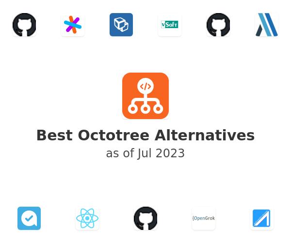 Best Octotree Alternatives