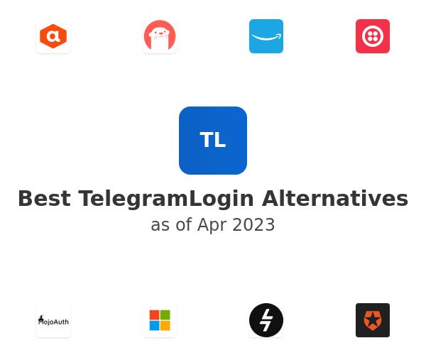 Best TelegramLogin Alternatives