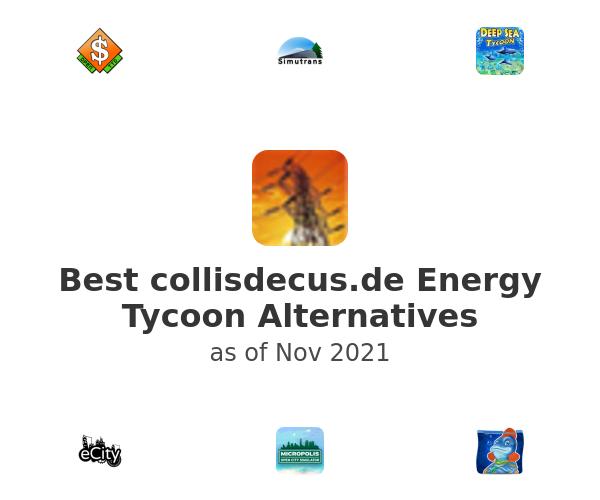 Best collisdecus.de Energy Tycoon Alternatives