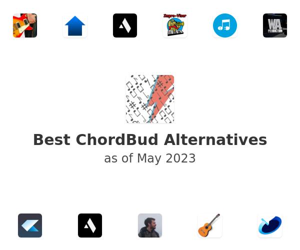 Best ChordBud Alternatives