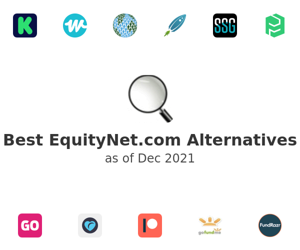 Best EquityNet.com Alternatives