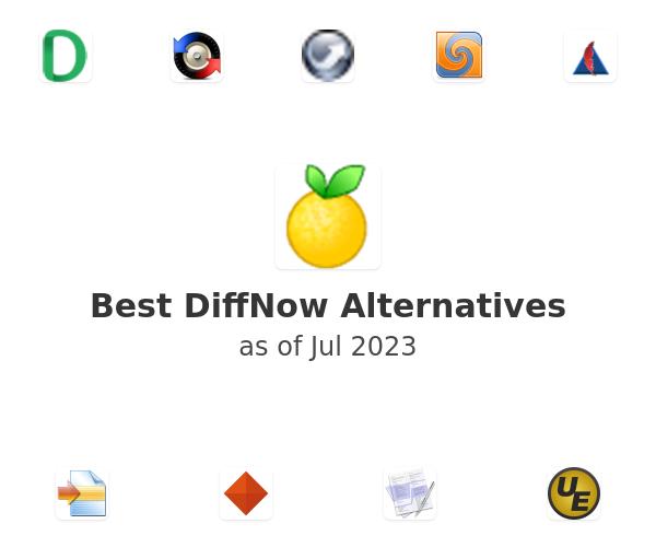 Best DiffNow Alternatives