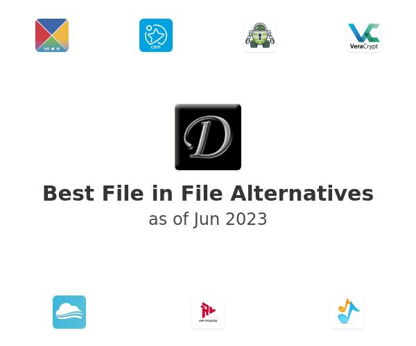 Best File in File Alternatives