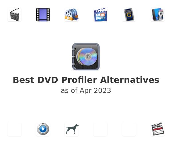 Best DVD Profiler Alternatives