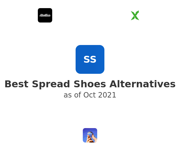 Best Spread Shoes Alternatives