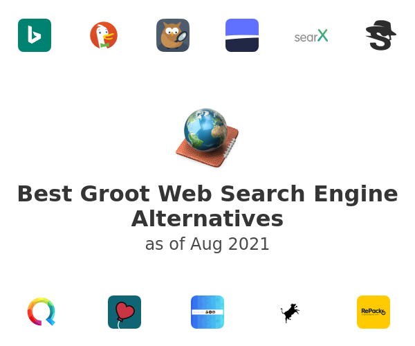Best Groot Web Search Engine Alternatives