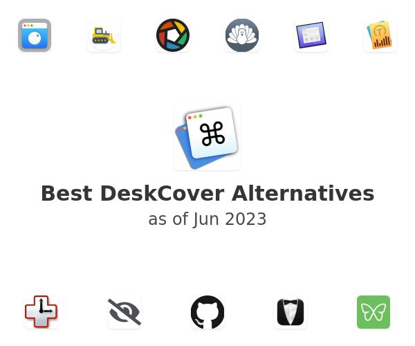 Best DeskCover Alternatives