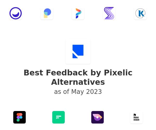 Best Feedback by Pixelic Alternatives