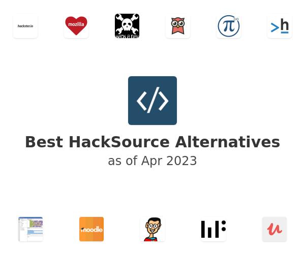 Best HackSource Alternatives