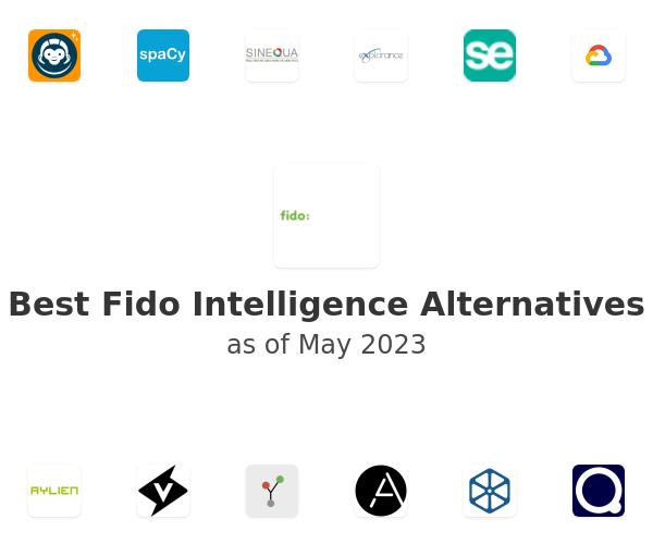 Best Fido Intelligence Alternatives