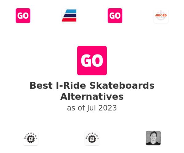 Best I-Ride Skateboards Alternatives