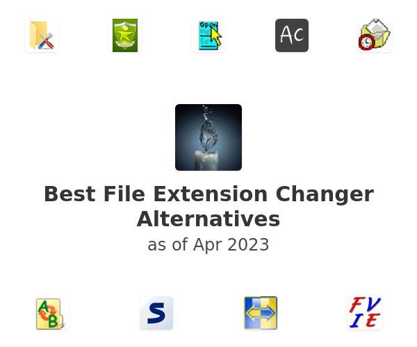 Best File Extension Changer Alternatives