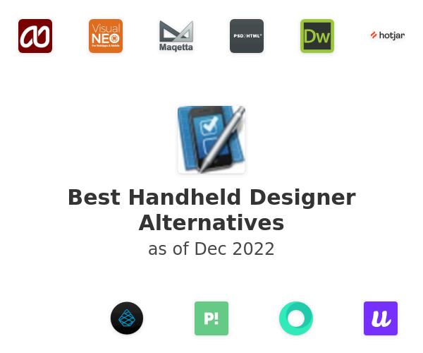 Best Handheld Designer Alternatives