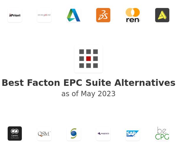 Best Facton EPC Suite Alternatives