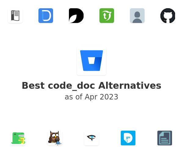 Best code_doc Alternatives