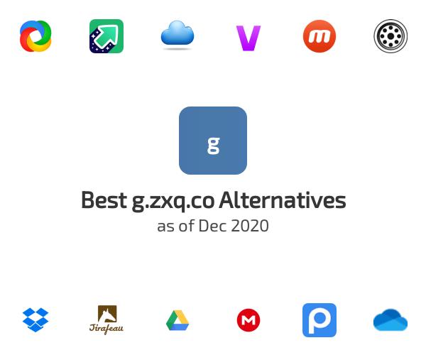 Best g.zxq.co Alternatives