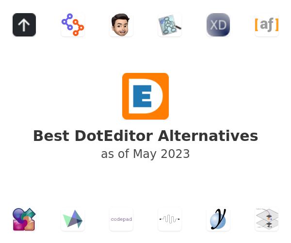 Best DotEditor Alternatives