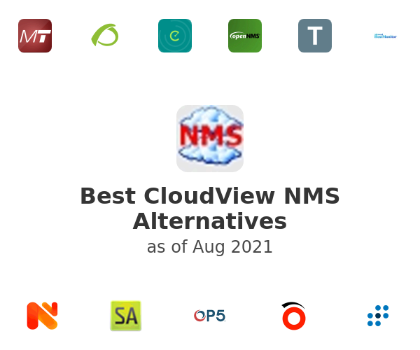 Best CloudView NMS Alternatives