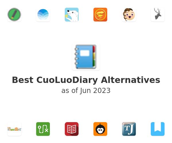 Best CuoLuoDiary Alternatives