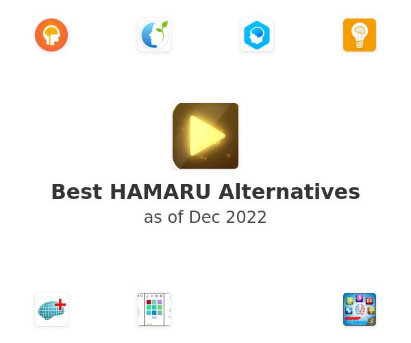 Best HAMARU Alternatives