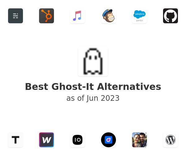 Best Ghost-It Alternatives