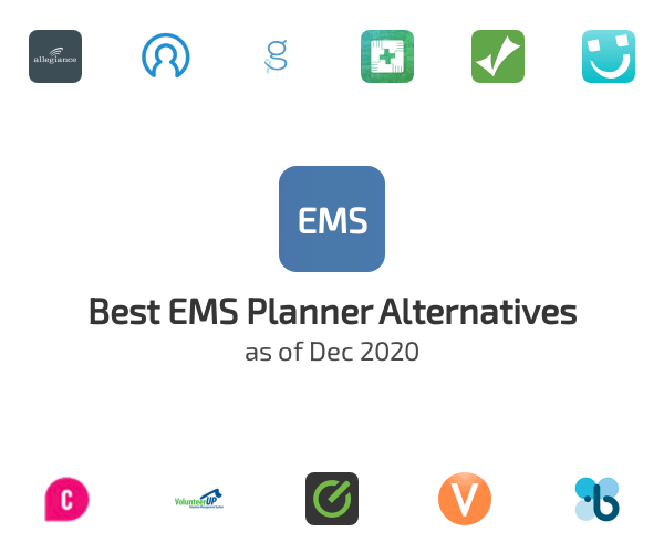 Best EMS Planner Alternatives