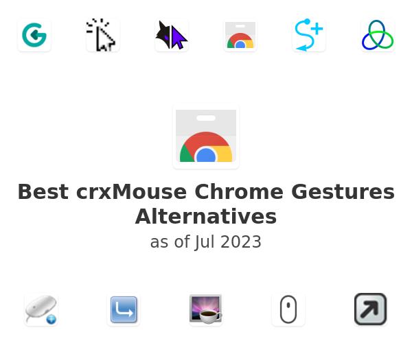 Best crxMouse Chrome Gestures Alternatives