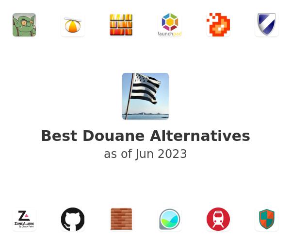 Best Douane Alternatives