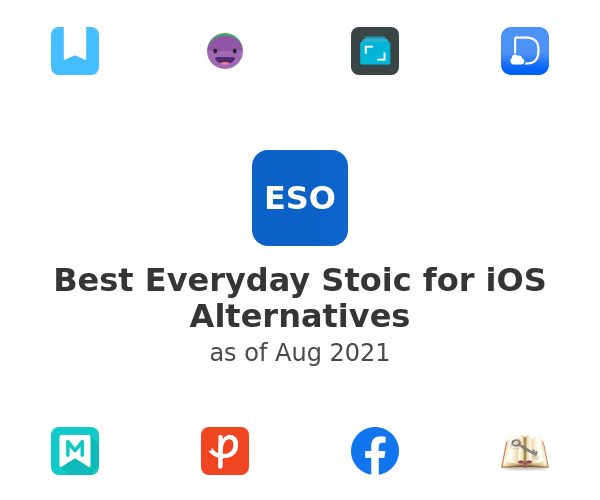 Best Everyday Stoic for iOS Alternatives