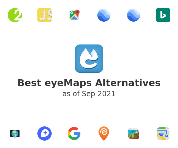 Best eyeMaps Alternatives