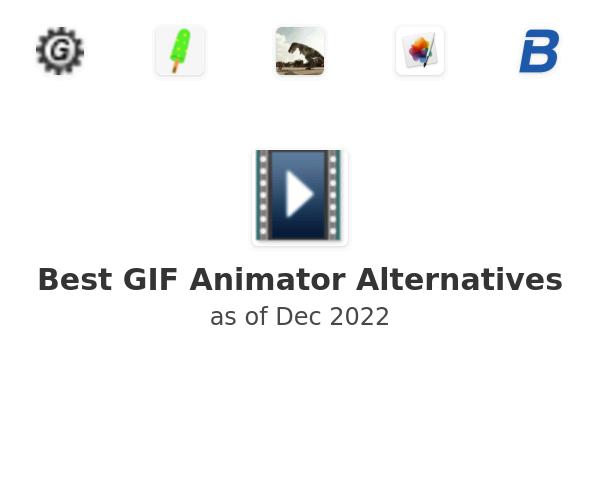 Best GIF Animator Alternatives