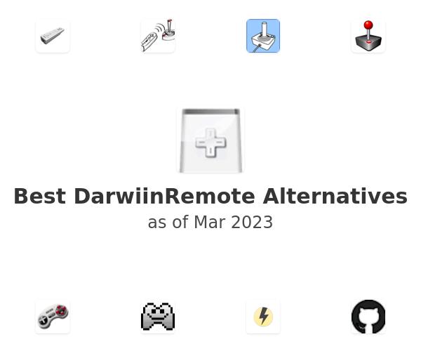 Best DarwiinRemote Alternatives