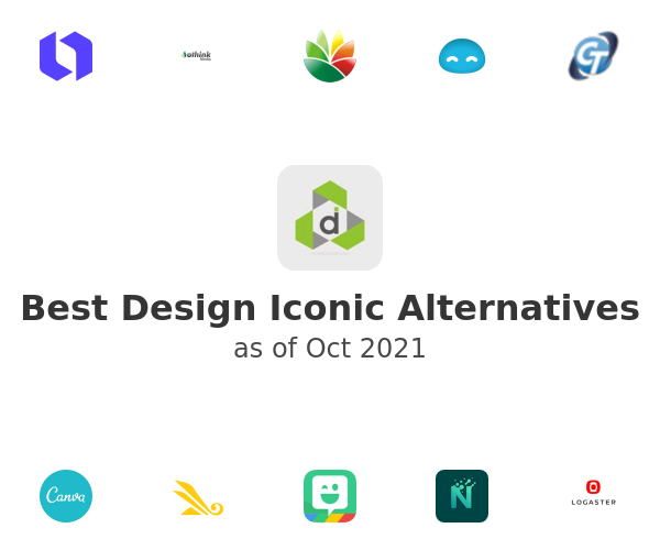 Best Design Iconic Alternatives