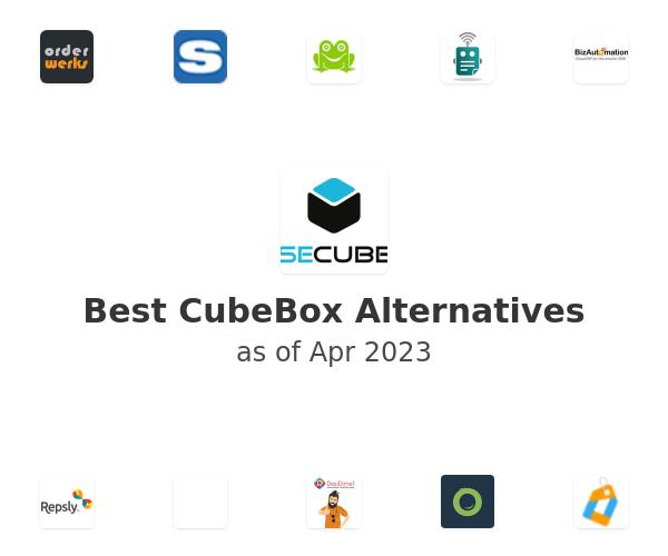 Best CubeBox Alternatives