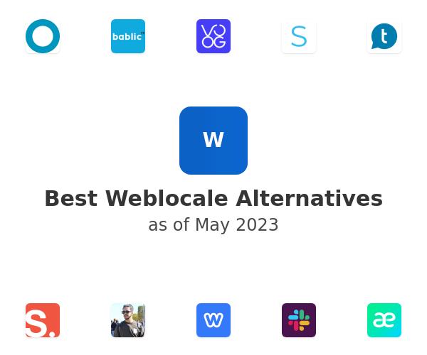 Best Weblocale Alternatives