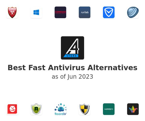 Best Fast Antivirus Alternatives