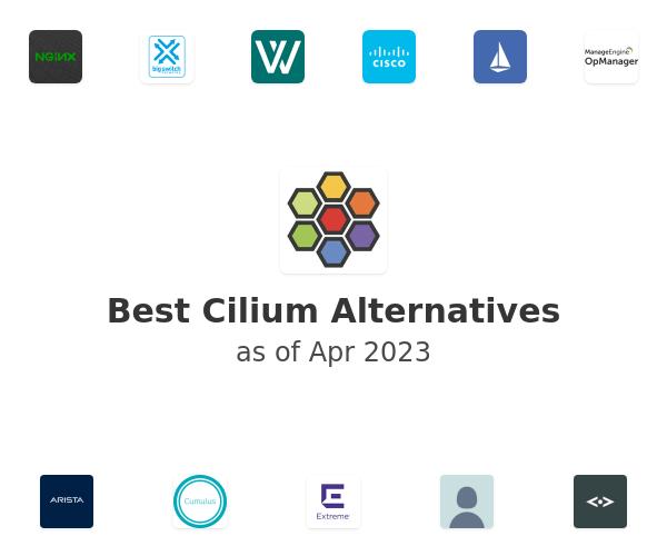 Best Cilium Alternatives