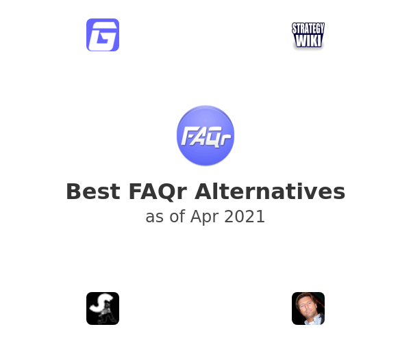 Best FAQr Alternatives