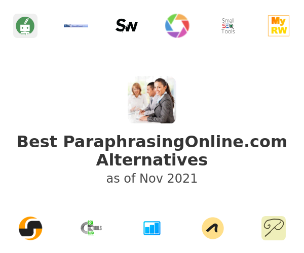 Best Fast Online Paraphraser Alternatives