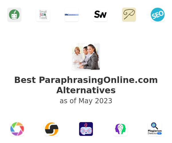 Best Fast Online Paraphraser Alternatives