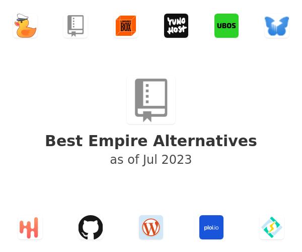 Best Empire Alternatives