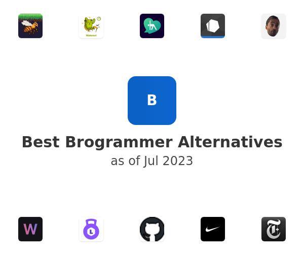 Best Brogrammer Alternatives