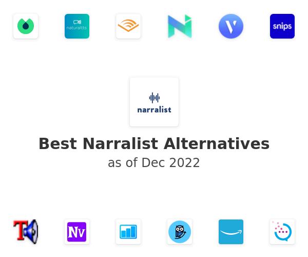 Best Narralist Alternatives